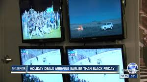 who has the best black friday deals online black friday store deals will start early to compete with giant
