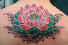 flower tattoos and their meaning lotus flower tattoos