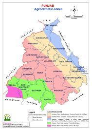 Punjab Map Krishi Vigyan Kendra Kvk Faridkot