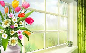spring desktop wallpaper funny cartoon wallpapersafari