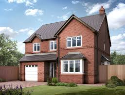 House With Garage 4 Bedroom Detached House Keekle Meadows High Grange
