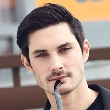 conservative mens hairstyles 2015 classic haircuts for men long on top short sides thicker hair