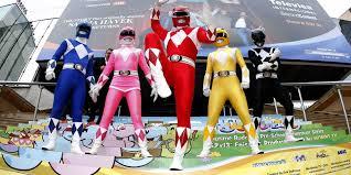 Power Ranger Halloween Costumes Iconic Halloween Costumes Business Insider