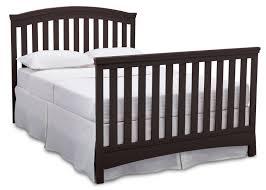 Bertini Pembrooke 4 In 1 Convertible Crib by Size Of Standard Crib Beautiful Standard Crib Mattress Size 09i