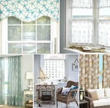 theme valances coastal nautical window treatments curtains valances more