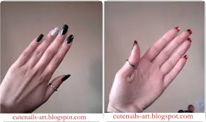 hipster acrylic nails displaying 20 u003e images for hipster
