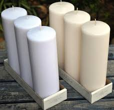 bulk pillar candles wholesale pillar candles florists