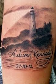 Lighthouse Tattoo Ideas Lighthouse Tattoo On Leg By Freddy Tattoo