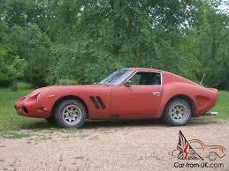 gto replica for sale 250 gto replica built on datsun 260 z chassis