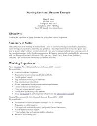 cover letter for a cna professional certified nursing assistant