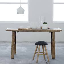 vintage wood desk design vintage antique elm desk bloomingville console table
