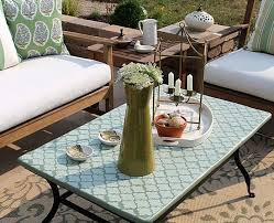 diy outdoor coffee table outdoor coffee table diy popsugar home brilliant intended for 36