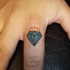my diamond tattoo black diamond wrist tattoo on tattoochief com