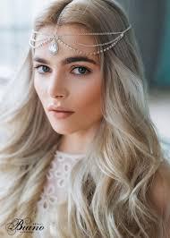 hair jewelry wedding chain headpiece bridal hair jewelry chain dress