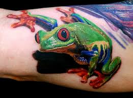 eyed tree frog tattoos i frogs tree frogs