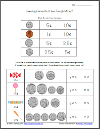 counting coins u2013 do i have enough money money worksheets money