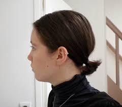 comment se couper les cheveux soi meme les carnets de tinùviel tutoriel se couper les cheveux au carré
