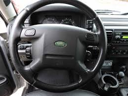 land rover steering wheel 2003 land rover discovery se land rover forums land rover