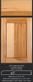 Hickory Cabinet Doors What Is The Difference Pecan Or Hickory Wood