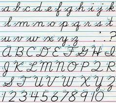 cursive handwriting worksheets d nealian cursive handwriting