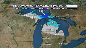 Radar Map Of Michigan by Winter In West Michigan Where To Go For Snow Woodtv Com