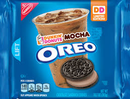 dunkin u0027 donuts and oreo just made our cookie dreams come