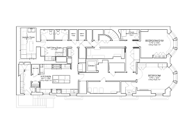 7 X 10 Bathroom Floor Plans by Third Floor Plan 7 Sutton Square Nyc All Kinds Of Homes With