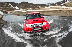lexus v8 hilux for sale going viking in iceland with an arctic trucks toyota hilux at38