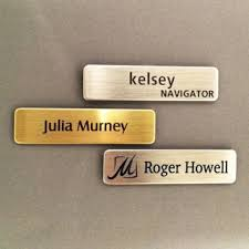 gold name tag name tag tag ur it inc