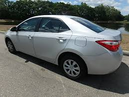 toyota l 2015 used toyota corolla 4dr sedan automatic l at central florida
