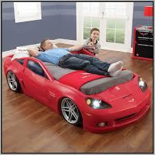 blue corvette bed corvette car bed blue home design ideas