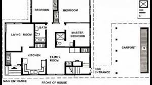 small houses plans 067h0046 twobedroom cottage home plan small