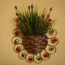 how to make home decorative things cute crafts to decorate your room lal haveli wall hanging