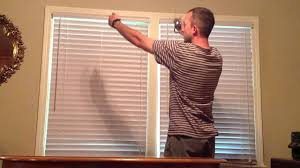 how to correctly measure a window for blinds youtube