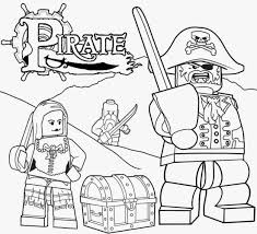 free printable cartoon pirates of the caribbean coloring pages