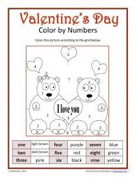 61 valentine u0027s worksheets printables images