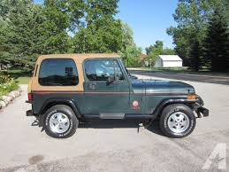 1993 jeep for sale 1993 jeep wrangler for sale in waldo wisconsin classified