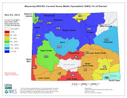 colorado snowpack map nrcs national water and climate center products