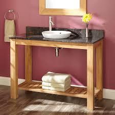 Modern Vanities For Bathroom by Beautiful Modern Vanity Signature Hardware
