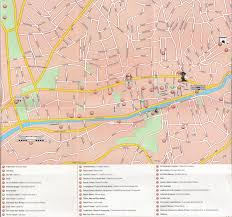 Bosnia Map Sarajevo Downtown Map Sarajevo Bosnia And Herzegovina U2022 Mappery