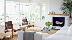 all white home interiors how to decorate with white coastal living