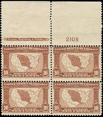 Map Of Louisiana Purchase Price Of Us Stamps Scott Catalogue 327 10c 1904 Louisiana