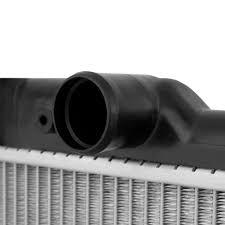 amazon com mishimoto r2703 oem replacement radiator for subaru