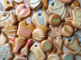vintage inspired cookie ornamentssweetambs