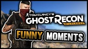 welcome to bolivia ghost recon wildlands beta funny moments