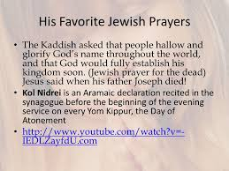 yom kippur atonement prayer1st s day gift ideas jesus teaches us to pray ppt online