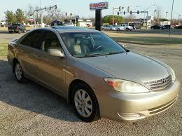 02 toyota camry xle 2002 toyota camry xle v6 4dr sedan in edmond ok atlas auto inc