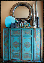 Turquoise Cabinet Turquoise Chinoiserie Cabinet Old World Patina Chinoiserie