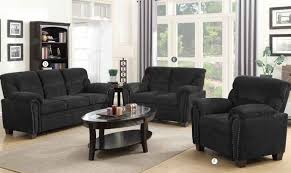 janice grey 3 piece sofa set 506574 75 76 miami furniture