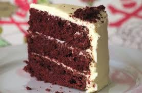 triple layer red velvet cake recipe goodtoknow